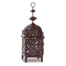 Metal Moroccan Style Lantern