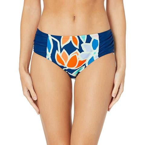 Skechers Womens Summer Camo Swimsuit Separates (Tops &, MultiColor, Size Medium