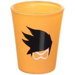 Overwatch Tracer 1.5oz Orange Shot Glass - Multi