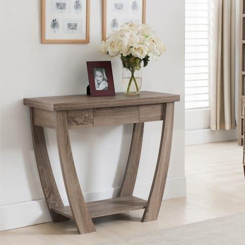 Copper Grove Cataraqui Borramora Modern Console Sofa Table