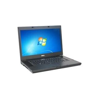 """Dell Precision M4500 15.6"""" Standard Refurb Laptop - Intel i7 640M 1st Gen 2.8 GHz 4GB SODIMM DDR3 180GB SSD DVD-RW Win 10 Home"""