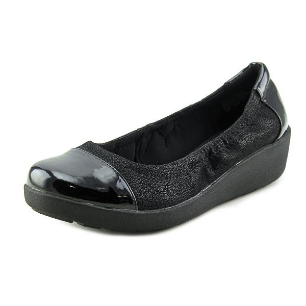 Easy Spirit e360 Kable Women Blk2/Blk Flats