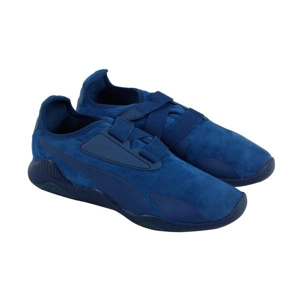 Shop Puma Mostro Hypernature Mens Blue