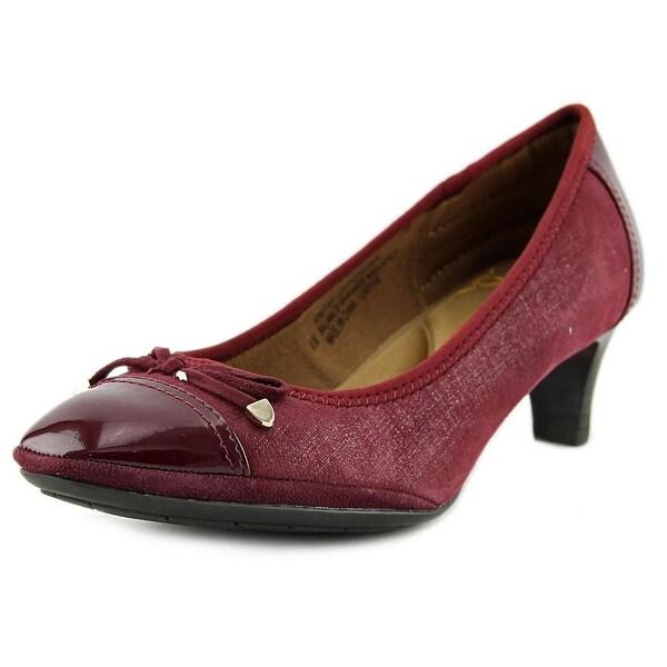 Comfortiva Tensley Women  Pointed Toe Leather  Heels