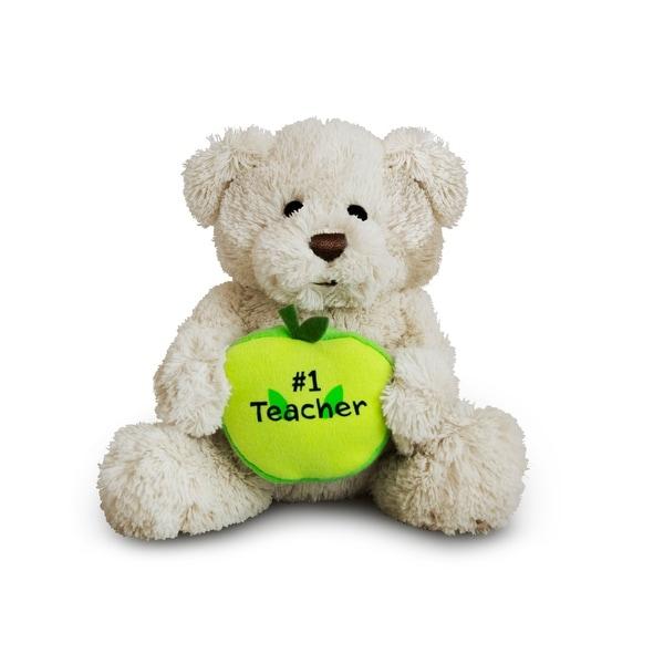 Gund Teacher Teddy Bear - Beige