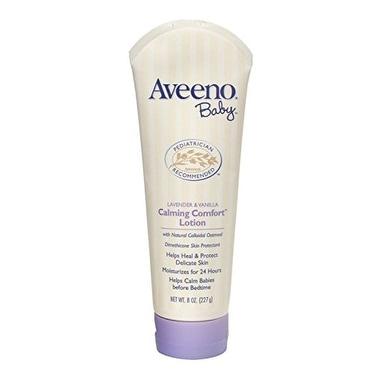 Aveeno Baby Calming Comfort Lotion, Lavender/Vanilla