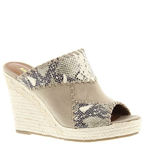 MADELINE girl Women's Mix Wedge Sandal