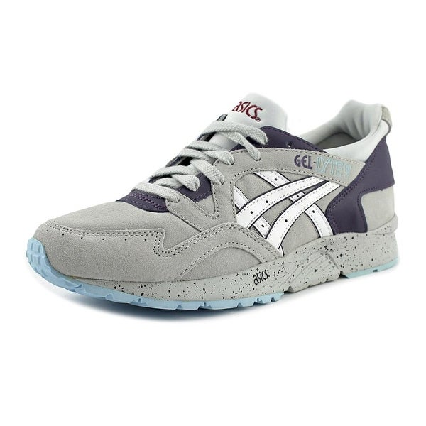 Asics Gel-Lyte V Women Round Toe Synthetic Gray Running Shoe