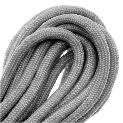 Paracord 550 / Nylon Parachute Cord 4mm - Gunmetal Grey (16 Feet/4.8 Meters)