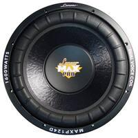 "Subwoofer Lanzar 12"" 1600Wattsdvc; Dual Mag; Max Series"