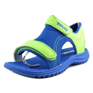 Teva Psyclone 6 Open Toe Canvas Flip Flop Sandal