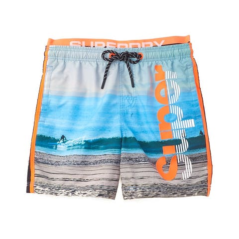 Superdry Photographic Volley Swim Short