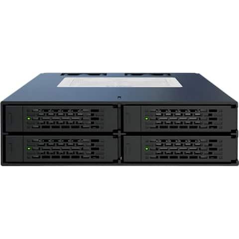Icy dock mb994sp-4sb-1 4 in 1 sata hot swap raid cage