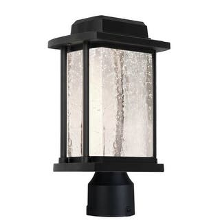 """Artcraft Lighting AC9123 Addison Single Light 14-3/4"""" High Integrated LED Outdoor Post Light