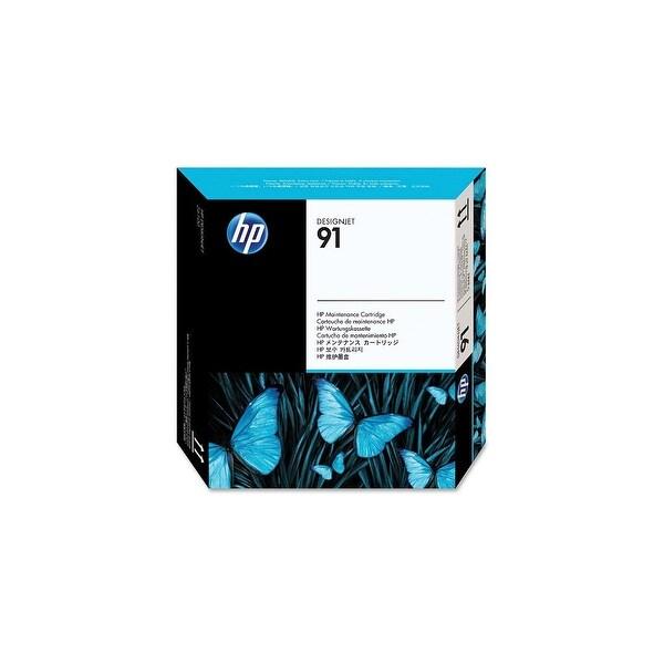 HP 91 DesignJet Maintenance Cartridge (C9518A) (Single Pack)