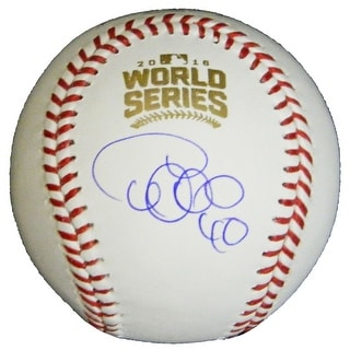 Willson Contreras Rawlings Official 2016 World Series MLB Baseball