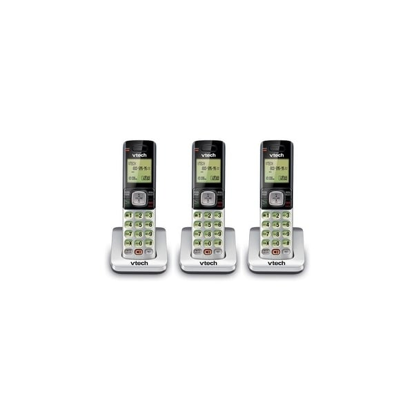 VTech CS6709 (3-Pack) Cordless Accessory Handset w/ Backlit LCD Display