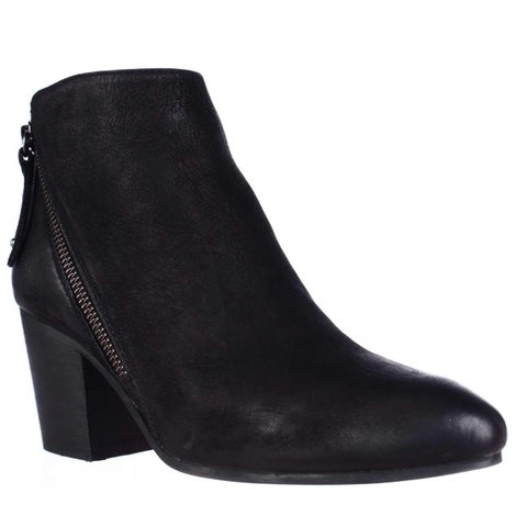 Steve Madden Jaydun Pointed Toe Ankle Boots, Black