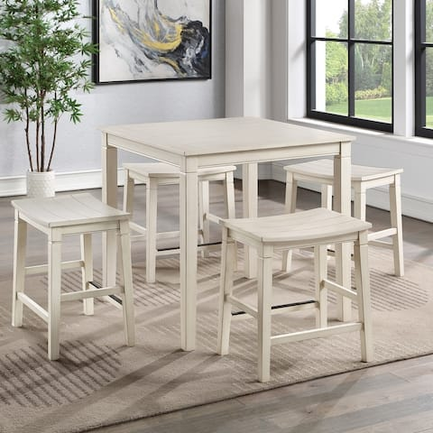 Porch & Den Wrennwood 5-Piece Dining Set