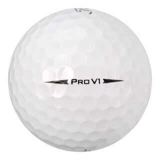 72 Titleist ProV1 2018 - Value (AAA) Grade - Recycled (Used) Golf Balls