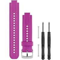 Garmin 010-11251-69 Forerunner(R) 25 Gps Running Watch Wristband (Small; Purple)