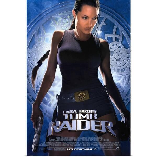 Shop Lara Croft Tomb Raider 2001 Multi Free Shipping