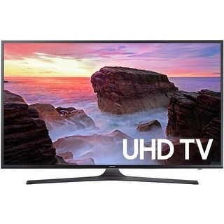 Samsung UN65MU6300FXZA 65-inch 4K UHD Smart LED TV - 3840 x 2160 (Refurbished)