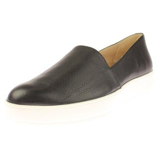 Dr. Scholl's Womens Beatrice Loafers Leather Slip On