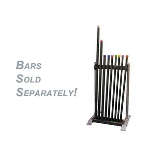 Body-Solid Fitness Bar Rack - Black