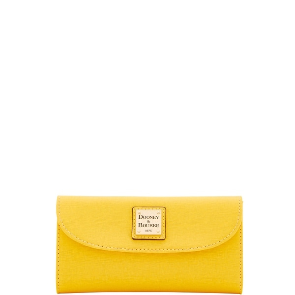 Dooney & Bourke Saffiano Continental Clutch (Introduced by Dooney & Bourke at $128 in Apr 2018)