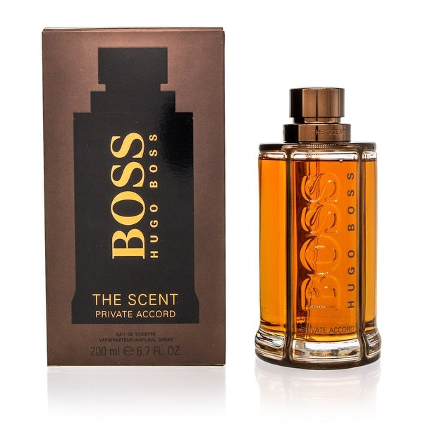 hugo boss the scent 200ml