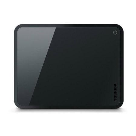 Toshiba - Toshiba Canvio Hard Drive 6Tb Black