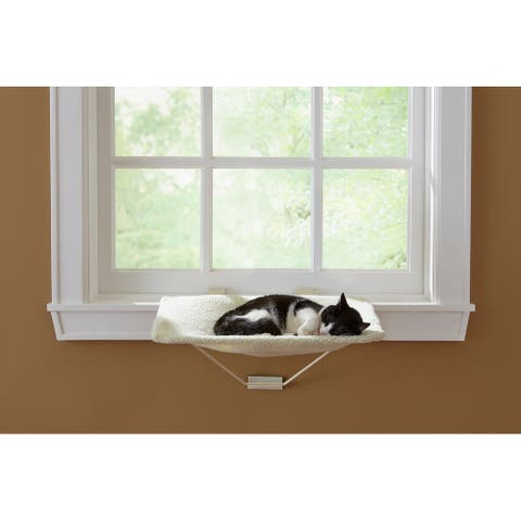 Prevue Pet Products TabbyNapper Window Cat Bed