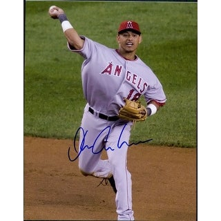 Signed Cabrera Orlando Los Angeles Angels 8x10 Photo autographed