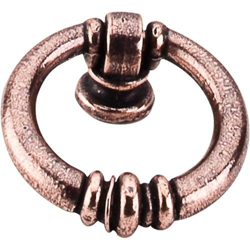 Top Knobs M220 Tuscany 1-1/2 Inch Diameter Ring Cabinet Pull