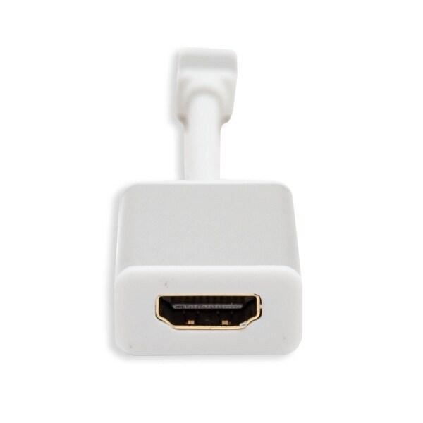 Mini DisplayPort 1.2 to HDMI 1.4b Adapter