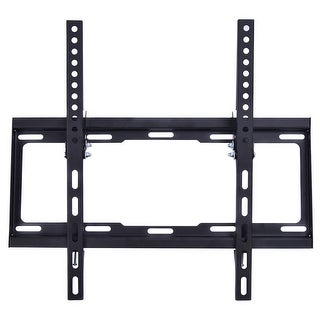 "LCD LED Plasma Flat Tilt TV Wall Mount Bracket 26 27 32 37 40 42 46 47 50 55"""