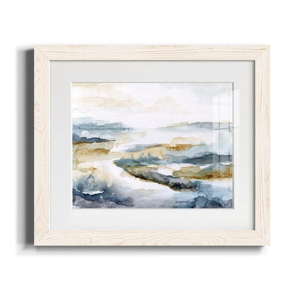 Estuary I-Premium Framed Print - Ready to Hang. Opens flyout.