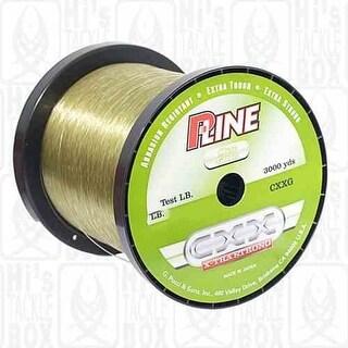 P-Line CXX-XTRA Moss Green 3000yd 6lb