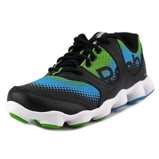 Reebok ATV19 Sonic Rush Round Toe Leather Running Shoe