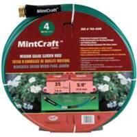 Mintcraft BL5820025HM Med. Duty Hose 5/8In 25Ft 4Ply