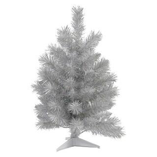"3' x 19"" Silver White Pine Tree 132T"