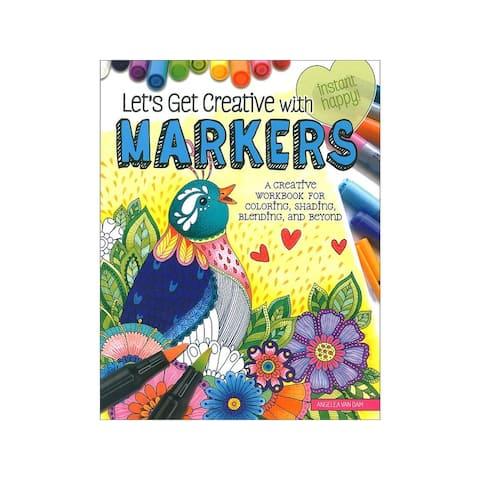 Do5904 design originals let s get creative withmarkers bk