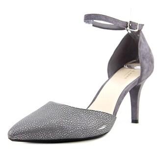 Cole Haan Saybrook Pump II Pointed Toe Leather Heels