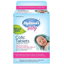 Hyland's Baby Colic Tablets 125 ea