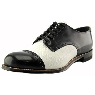 Stacy Adams Madison Lace Up Cap Oxford   Cap Toe Leather  Oxford