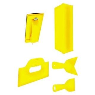 Homax 89 Plastic Drywall Block Sander Kit, Yellow