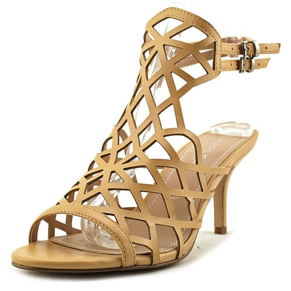 Charles By Charles David Nadya Women Nude Sandals