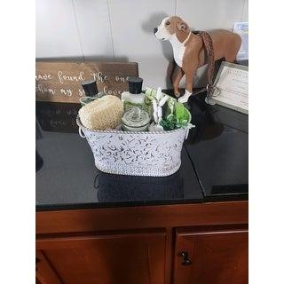 Green Tea Zen Spa Bath and Body Gift Basket