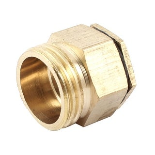 """Link to Unique Bargains 1/2"""" PT Male Threaded Brass Water Spray Sprayer Nozzle for Gardening Agriculture - Gold Tone Similar Items in Yard Care Tools"""